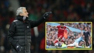 Video: Manchester United Boss Has Player To Answer Salah and De Bruyne Criticism